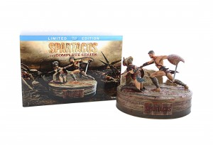 Spartacus Collectible and Box