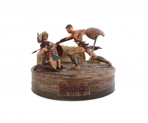 spartacus collectible bluray
