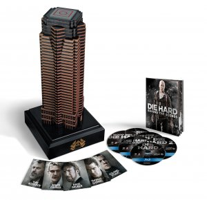 nakatomi plaza die hard bluray set